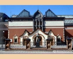 Кинотеатр  в Третьяковской галерее