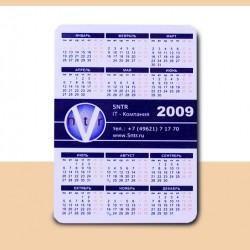 Дизайн - разработка календаря